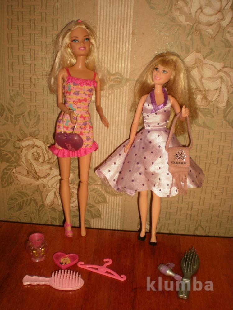 Куклы барби 5 mattel фото №1