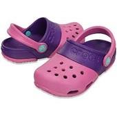 crocs Kids´ Electro II Clog оригинал кроксы 12с крокс