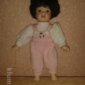 leonardo collection коллекционная фарфоровая кукла