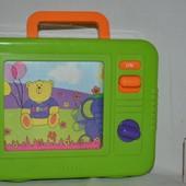 мой первый телевизор музыкальный для ваших малышей