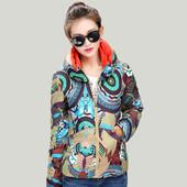 Стильный женская  курточка!!!Осень 2016! Под заказ!