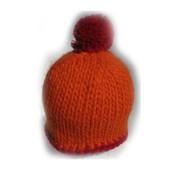 Вязаные шапочки с помпоном - Португалия.