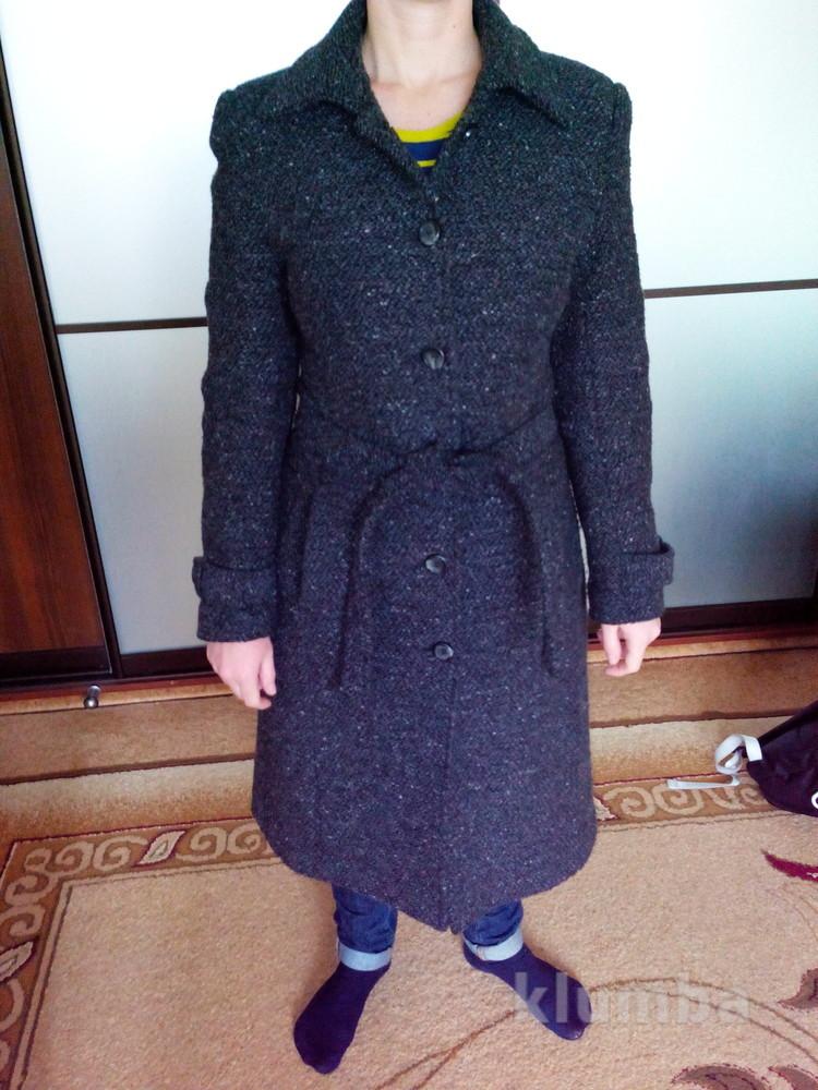 Пальто 46-48р фото №1