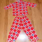 Новая пижама Disney для ребенка 4-6 лет, 104-116 см