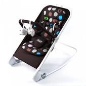Шезлонг Тилли 0005 кресло качалка детский Tilly bb-bt для новорожденных