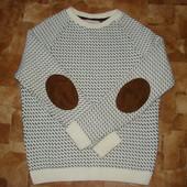 мега-крутой свитер River Island S/M состояние нового