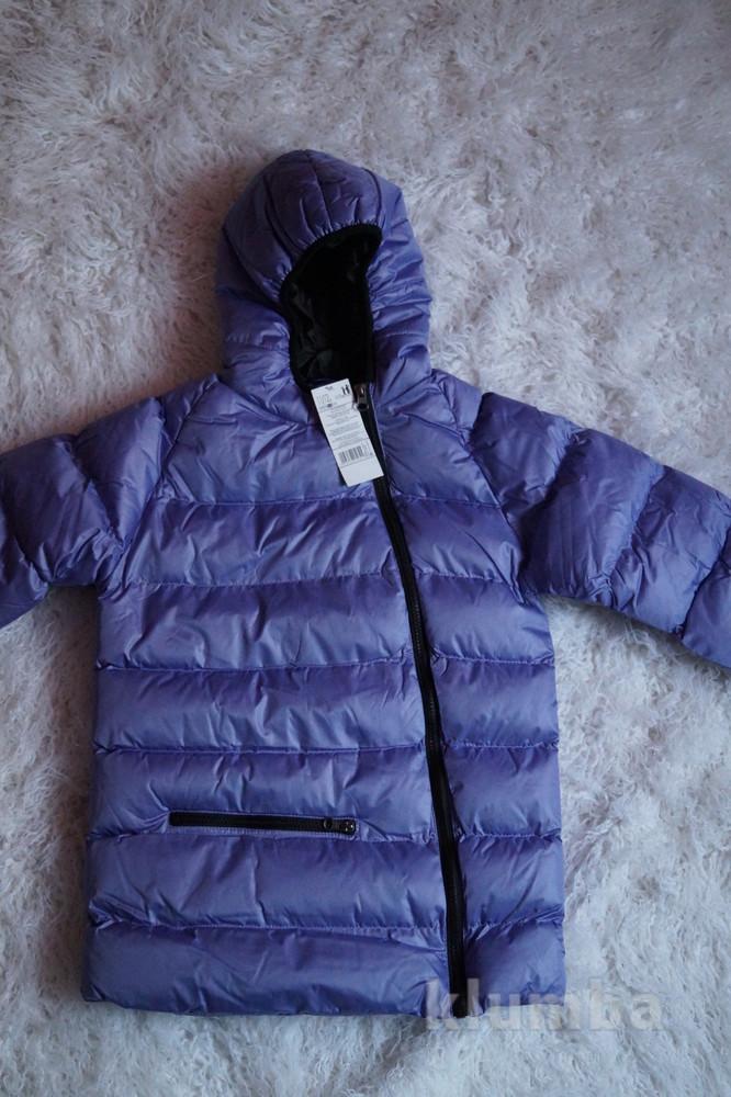 Куртка, новая, демисезонная для девочки, р. 119, 122, 128, 134, 140, 146, 152, 158, 161 фото №11
