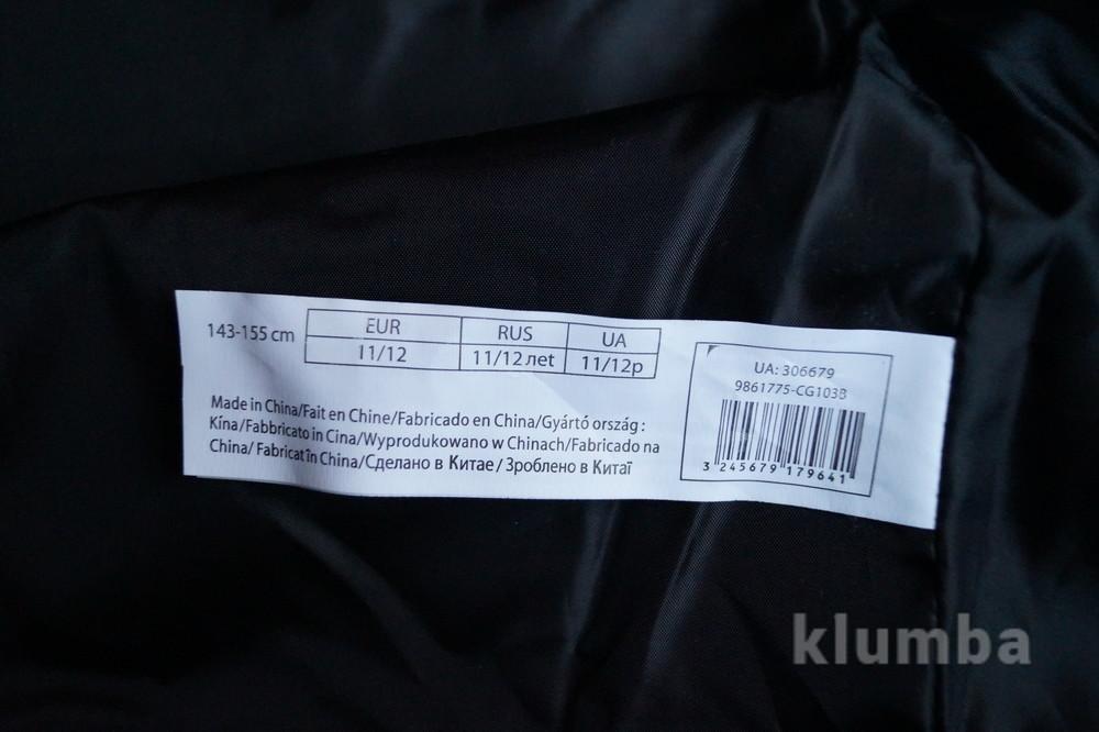 Куртка, новая, демисезонная для девочки, р. 119, 122, 128, 134, 140, 146, 152, 158, 161 фото №4