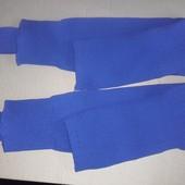 Распродажа - Гетры спортивные синие от Сан Сити (Франция)