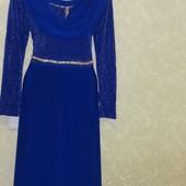 Платье цвета электрик Masura