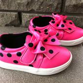 детские демисезонные туфли 26