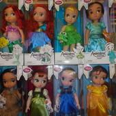 Куклы принцессы малышки Дисней Animators
