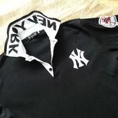 Фирменная тениска New York р.46 М