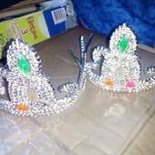 Обручи корона