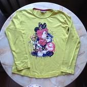 Реглан на девочку фирмы Disney размер 146/152