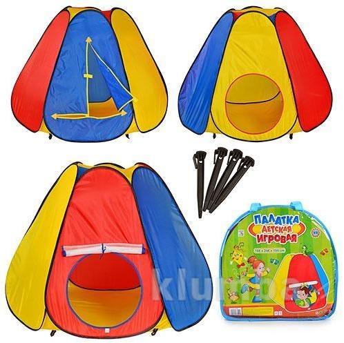 Большая шестигранная палатка! супер цена!!! фото №1