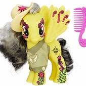 My Little Pony, pony mania, daring do Dazzle exclusive pony 15см