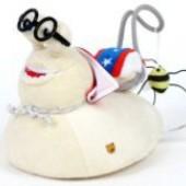 Распродажа - Мягкая игрушка Улитка Уайт Шэдоу музыкальная от Мульти-пульти