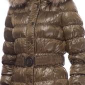 Новая!!! Фирменная женская  курточка-пуховик Colin`s, р.s,m,xl, с бирками, много фото