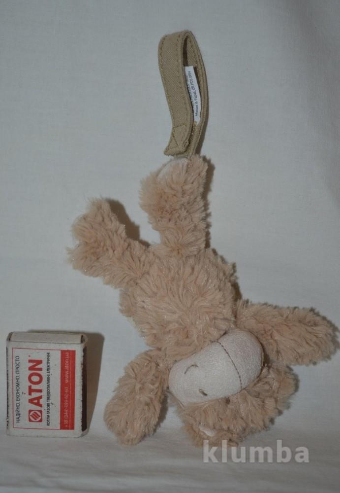 Обалденная подвеска погремушка мишка медвежонок фото №1