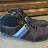 Ботинки мужские кожаные демисезонные 45 р фирмы McGregor