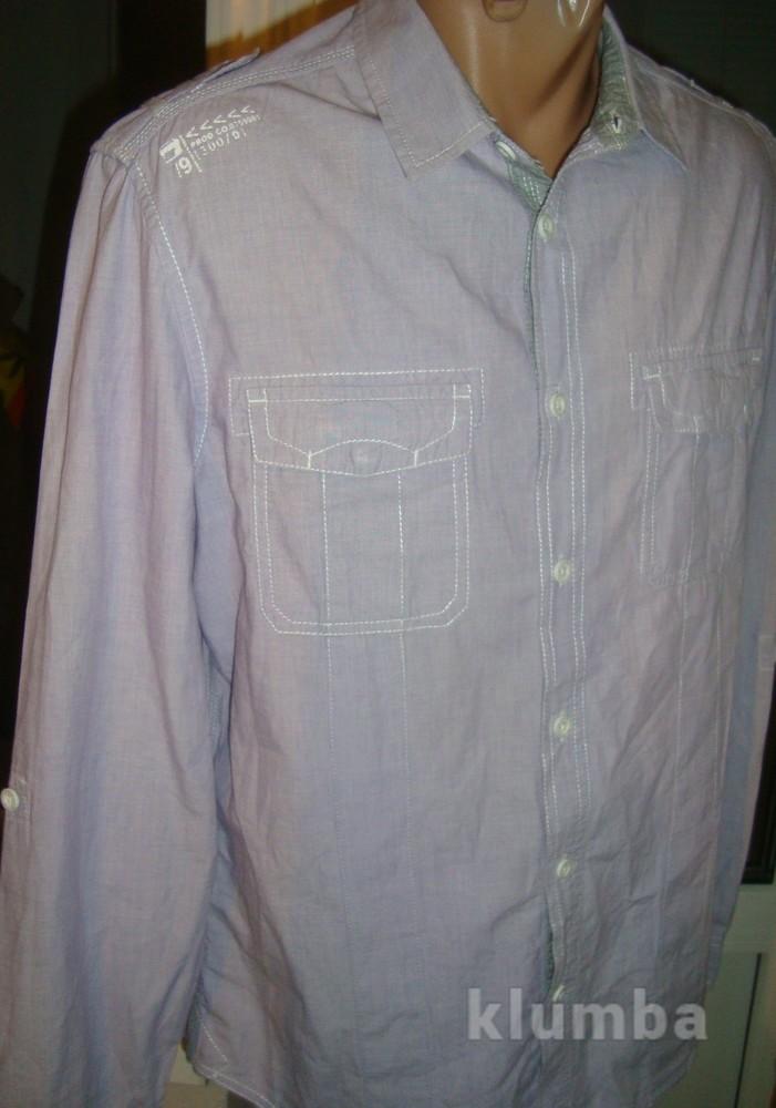 Фірмова брендова рубашка Burton.м . фото №1