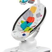 Кресло-качалка 4Moms Mamaroo Plush Designer
