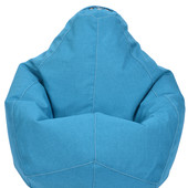 Детское кресло-груша  100х75 из микророгожки с внутренним чехлом