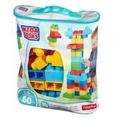 Конструктор Mega Bloks First Builders 80 деталей мега блокс