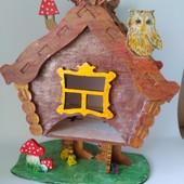 Сказочный домик для чая в наличии