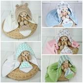 Полотенце для купания малыша!! Цвета!!!