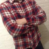 рубашка Cedar Wood Британия L ворот 41-42