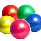 Мяч для фитнеса детские и взрослые разные