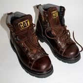 Трекинговые Ботинки Cat США 39 р кожа оригинал