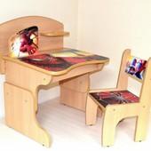 Парта+стул