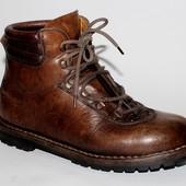 Трекинговые Ботинки Lito 42 р кожа Германия