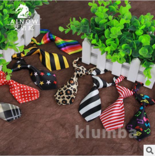Галстучки шелковые, цветные для деток от рождения до 2-ух лет в наличии. фото №1