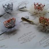 Короны золото,серебро, много моделей и цветов