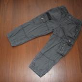 2-2,5 года (92-98 см) H&M Крутые штанишки на хб подкладке из Германии для мальчика