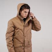 """Куртка демисезонная с капюшоном """"Парка"""""""