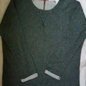 Оригинал, брендовая кофта свитшот размер L, идеал.сост. !!!