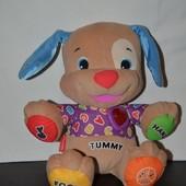 Развивающая игрушка умный щенок Fisher Price Фишер Прайс