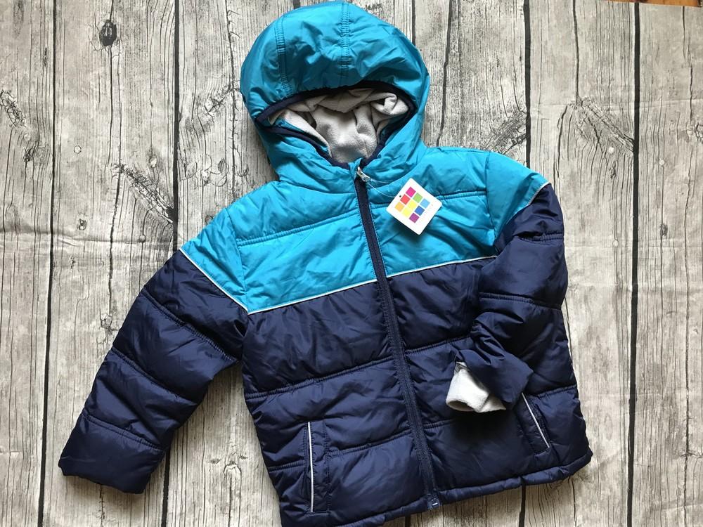 Куртки демисезонные healthtex на мальчика на 4-5лет в наличии из сша фото №1