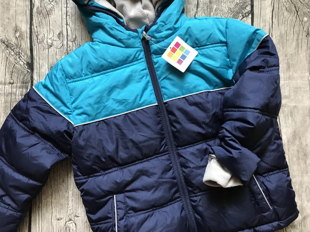 Куртки демисезонные healthtex на мальчика на 4-5лет в наличии из сша фото №3