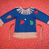 Продаю! Карнавальный костюм Скоморох (Клоун) на 12-14 лет, б/у.