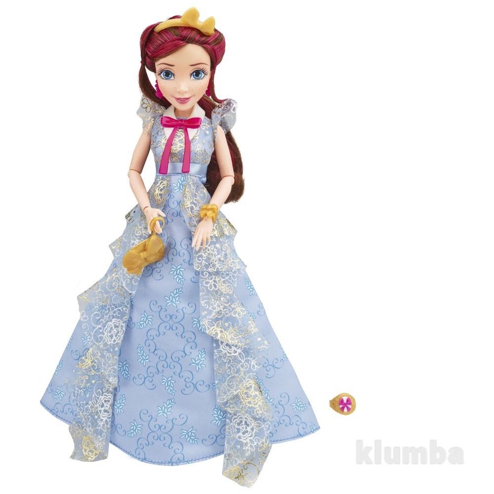 Hasbro disney descendants кукла наследники дисней коронация - джейн, b3125 фото №1