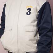Демисезонная куртка-бомбер Adidas, р.S