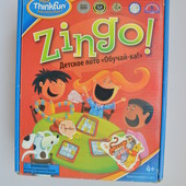 """Лото """"Обучай-ка"""" (Zingo)"""