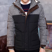 Стильная мужская демисезонная куртка в наличии L-XL.