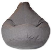 Кресло-груша 120х90 см  из микро-рогожки